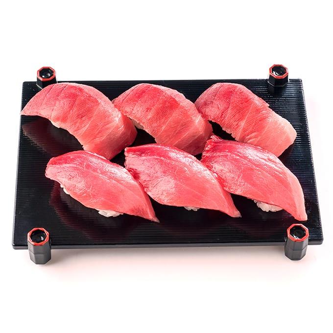 特上南まぐろ握り寿司