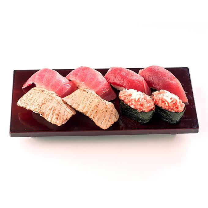 昭福丸まぐろ三昧寿司