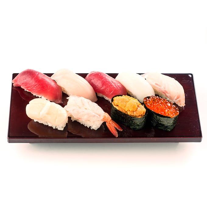 上にぎり寿司