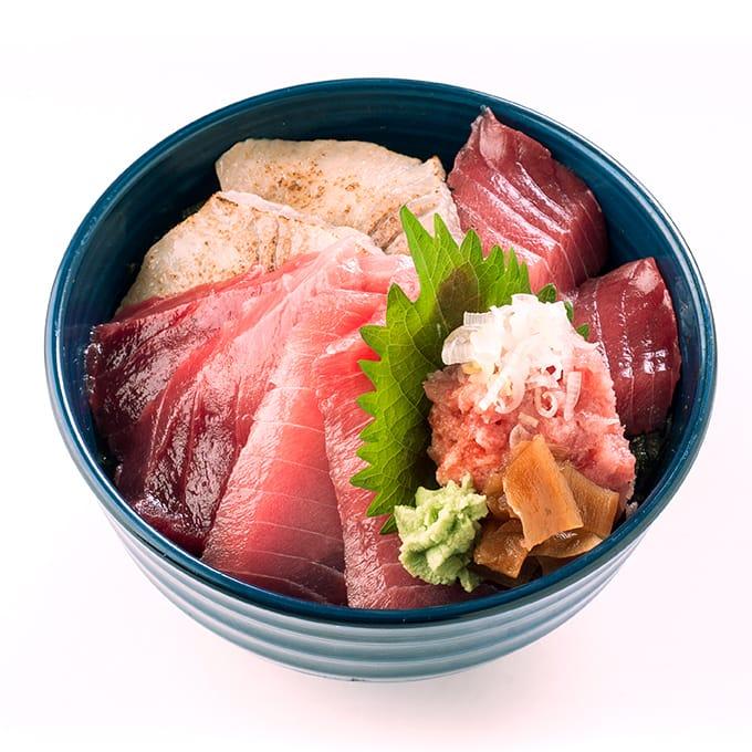 昭福丸まぐろスペシャル丼