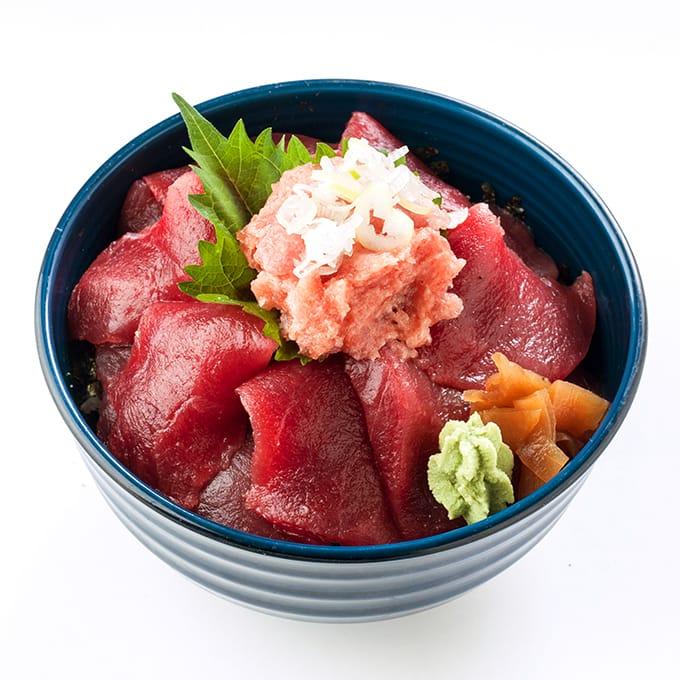 昭福丸まぐろ大漁丼