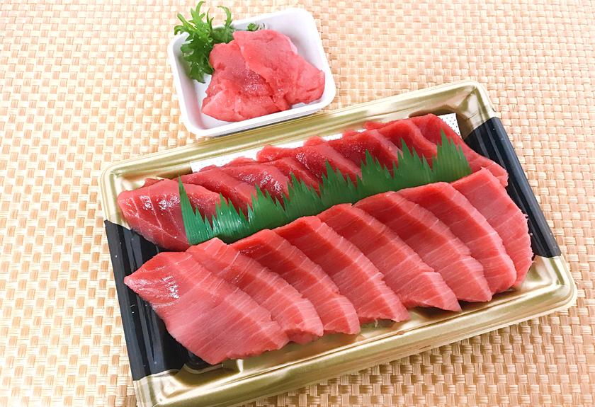 MSC認証・天然本マグロの贅沢海鮮丼