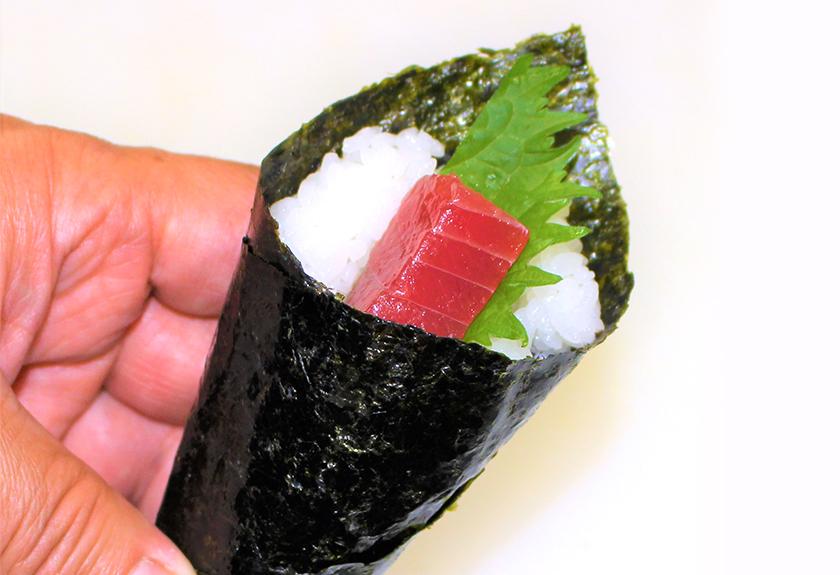 手巻き寿司イメージ